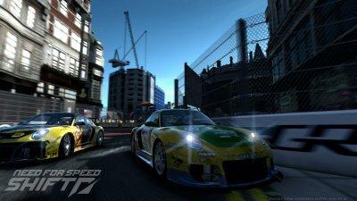 Need for Speed: Shift - уже в сентябре этого года!
