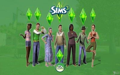 The Sims 3 - уже на прилавках!