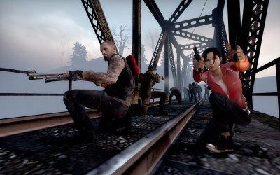 Обзор игры Left 4 Dead
