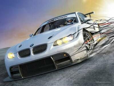 Геймплей игры Need For Speed: Shift (by WPCGames.RU)