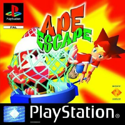 Новая Ape Escape