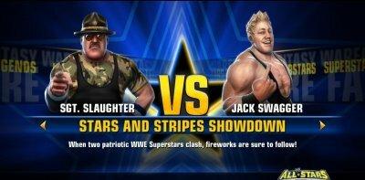Все звезды WWE: Fantasy Warfare