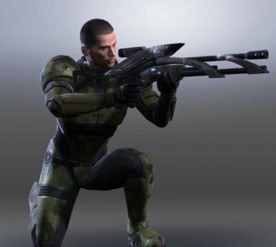 Заключительная часть Mass Effect 2 - Dated