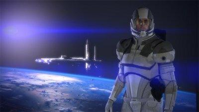 Mass Effect 2 Прибытие: Жнецы Are Coming