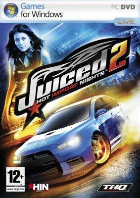 Juiced 2 коды к игре (читы)