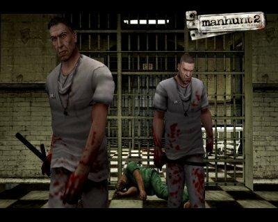 Manhunt 2 коды к игре (читы)