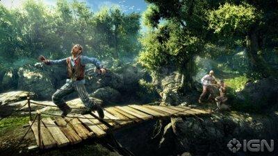 Risen 2: dark waters коды к игре (читы)