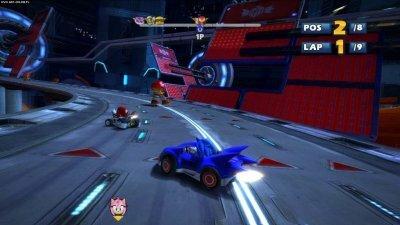 Sonic & sega all stars racing коды к игре (читы)