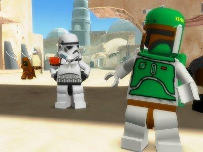 Lego Star Wars 2: The Original Trilogy коды к игре (читы)