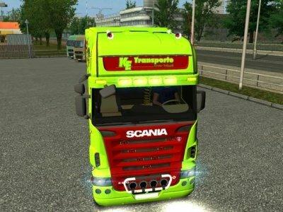 Euro Truck Simulator коды к игре (читы)